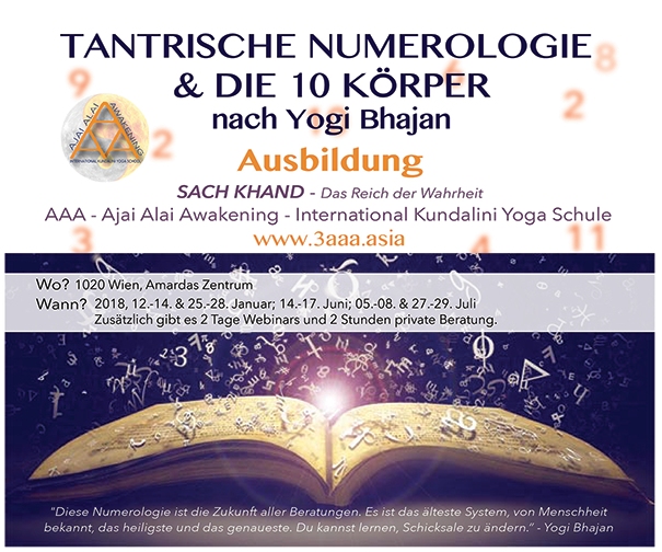 Training Numerology Austria