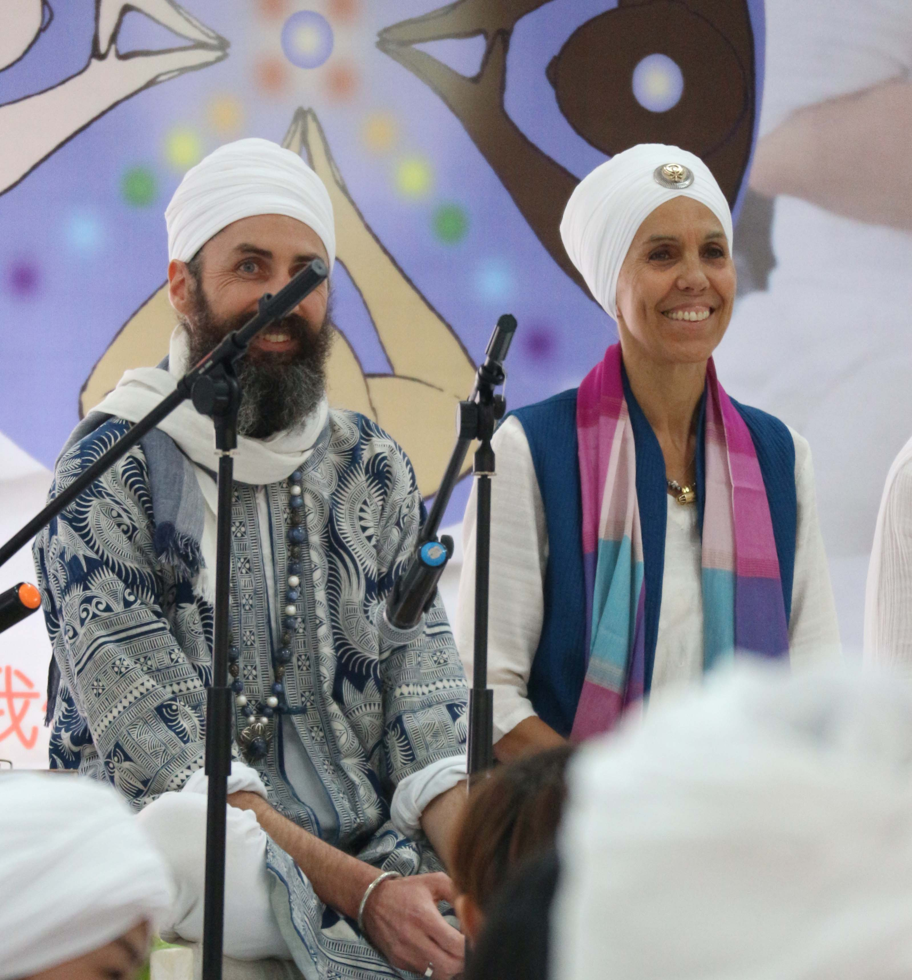 Ajai Alai Awakening - Kundalini Yoga - Austria - China - Sat Sarbat and Satmukh